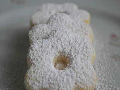 Canestrelli biscuits easy recipe Il ricettario di Sabrina