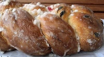 Buccellato, ricetta dolce tradizionale