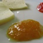 Confettura di pomodori gialli