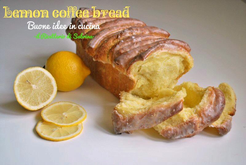 Lemon-coffe-bread