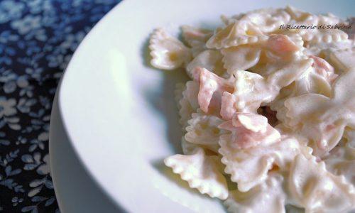 Pasta al salmone classica