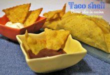 Conchiglie per Tacos