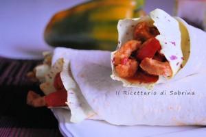 Fajitas ricetta tradizionale messicana