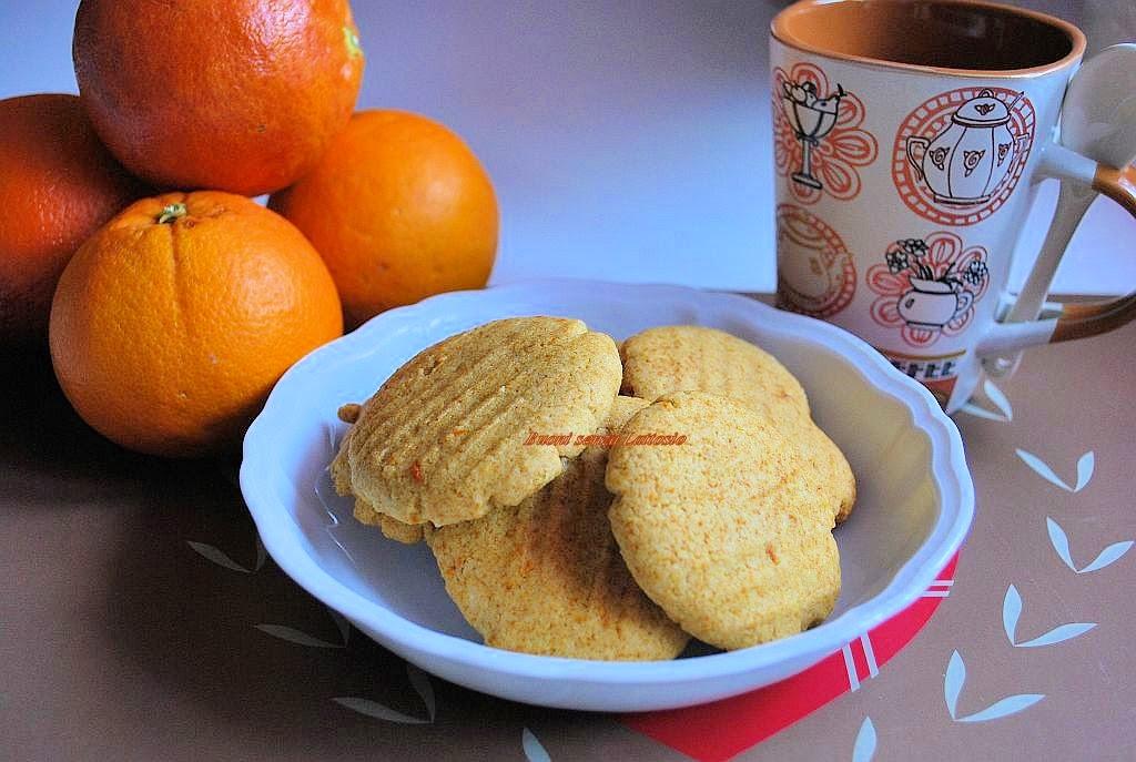 Biscotti al miele senza latticini
