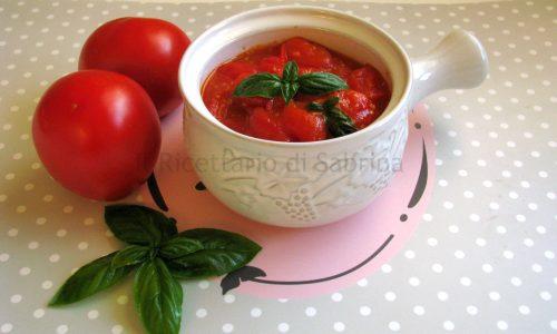 Come preparare la Salsa al pomodoro