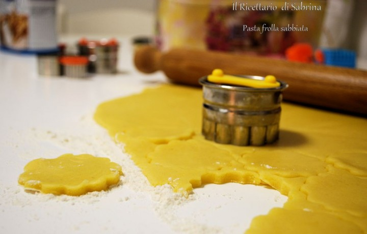 Pasta frolla sablè