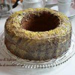 Chiffon cake cioccolato e rum