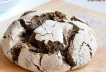 Pane integrale senza glutine, con farina di castagne
