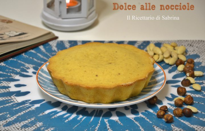 Dolce alle Nocciole