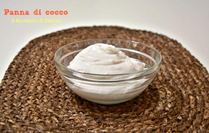 Preparare la panna di cocco ricetta passo passo