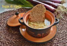 Zuppa di cipolle tradizionale