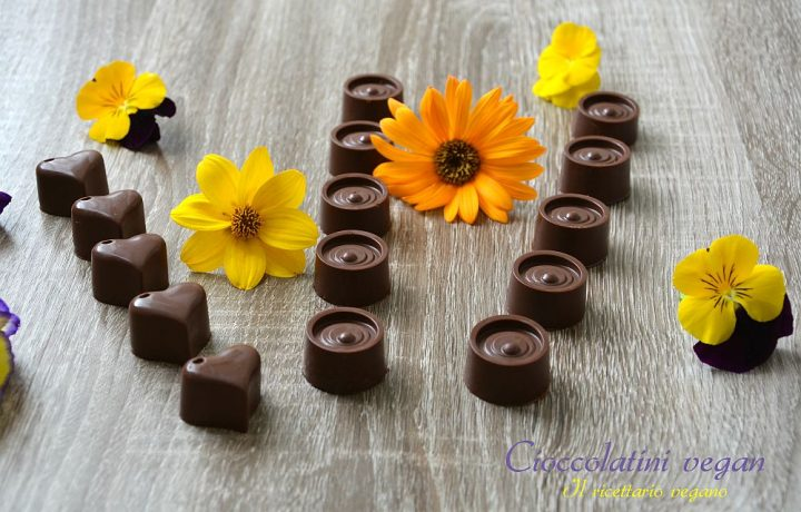 Cioccolatini vegan