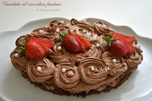 Namelaka al cioccolato fondente ricetta senza lattosio