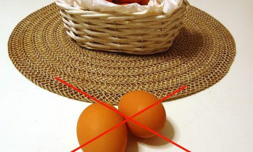 Come sostituire le uova nelle preparazioni dolci e salate