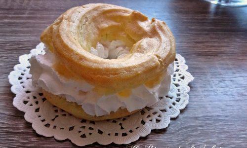 Choux ovvero, ciambelle di pasta choux senza lattosio