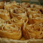 Crostata di rose di mela, ricetta sfiziosa