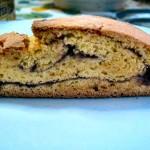 Biscotti arrotolati alla marmellata ricetta dolce