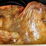 Faraona al forno ripiena, ricetta di carne