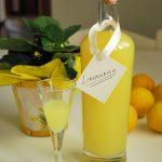 Limoncello, ricetta amalfitana