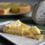 Crostata al formaggio quark