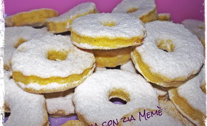 Biscotti per il tè-Bimby-