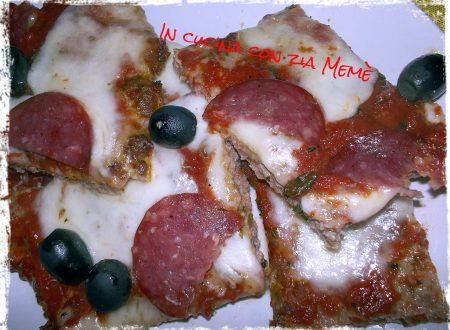Pizza…di carne!