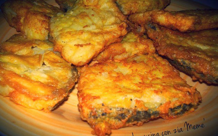 Baccalà fritto della nonna