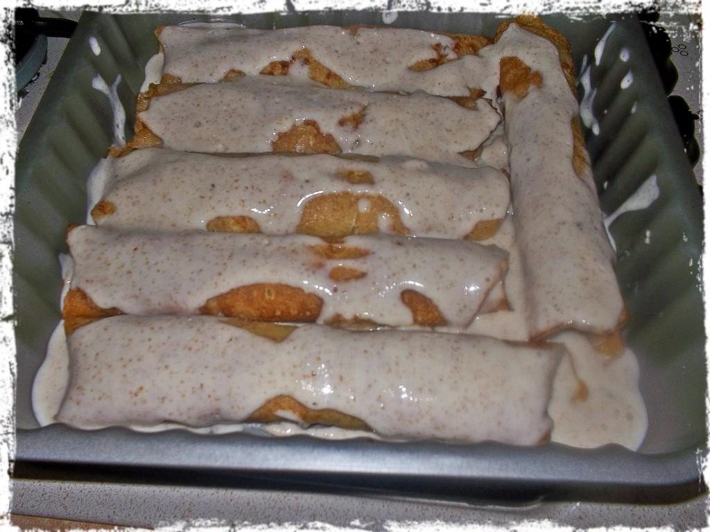 Crepes con farina di farro-in cucina con zia Memè-