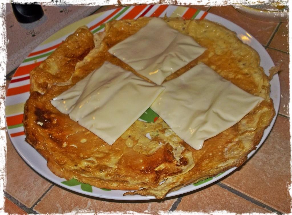 rotolini di frittata,in cucina con zia Memè