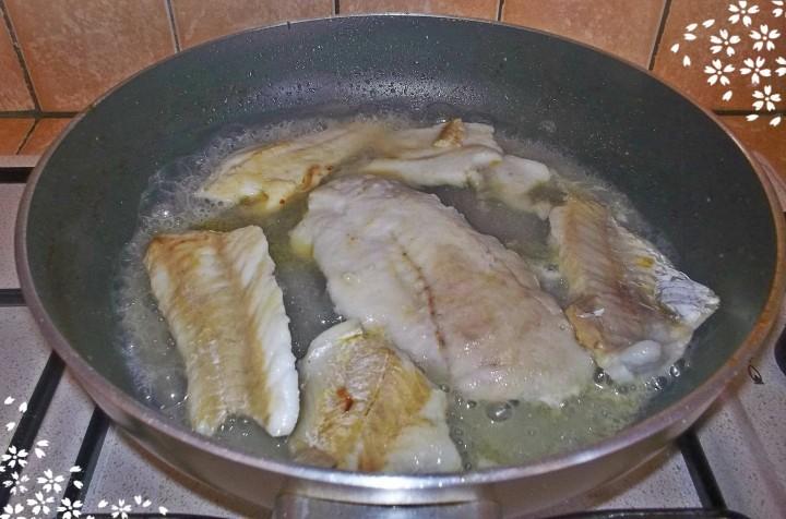 5 Filetto di merluzzo con peperoni-InCucinaConZiaMemè
