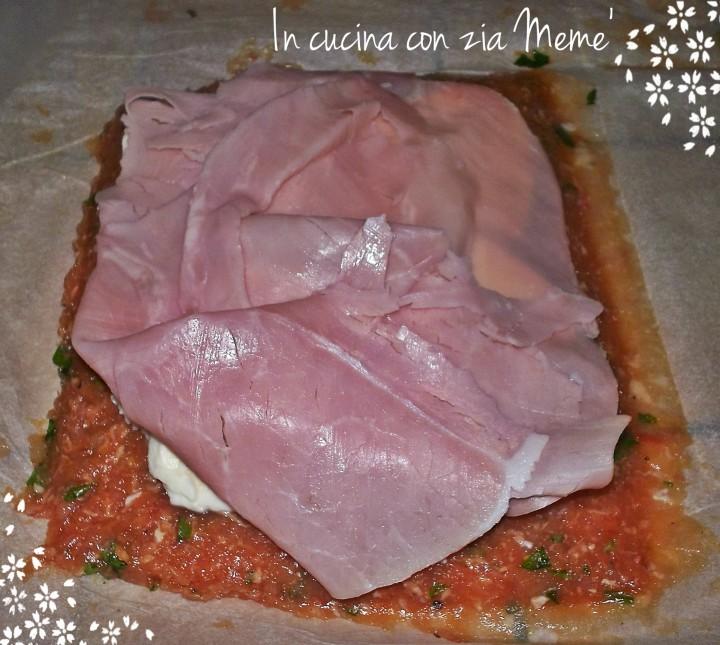 7 Tramezzini di carne -InCucinaConZiaMemè-