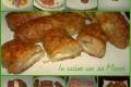 Bastoncini di carne al formaggio