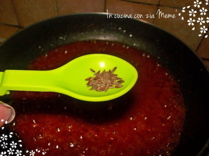 6 Currywurst In cucina con zia Memè