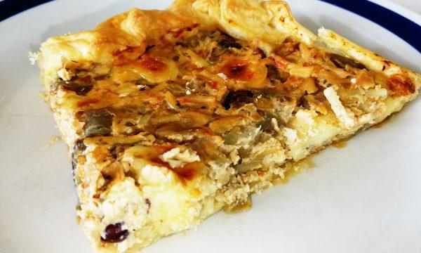 Svuotafrigo – torta salata dal Friuli alla Sicilia