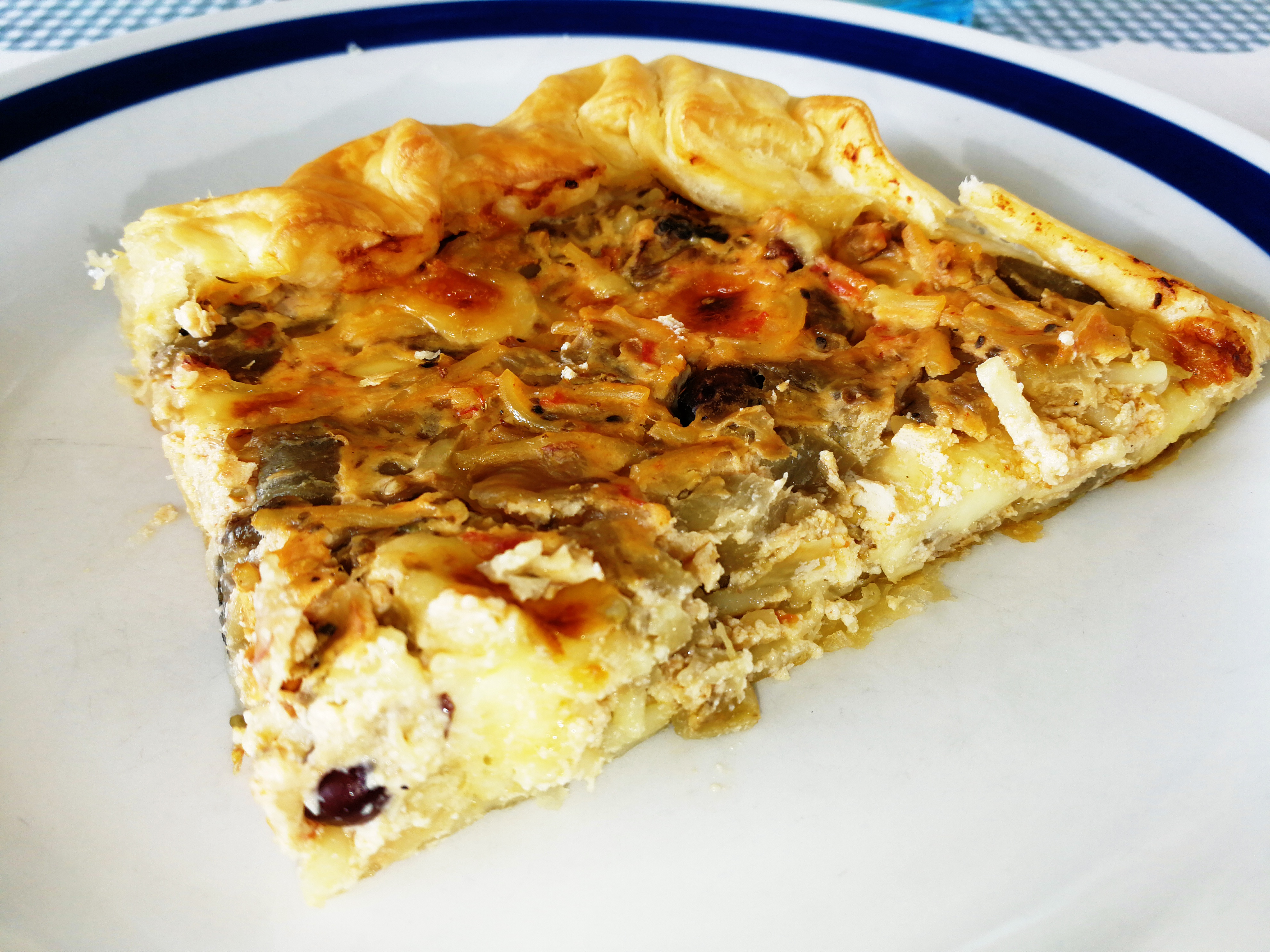 Svuotafrigo - torta salata dal Friuli alla Sicilia