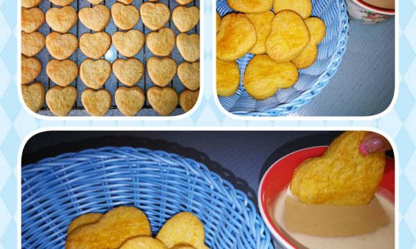 I biscotti di Elisa – super colazione!