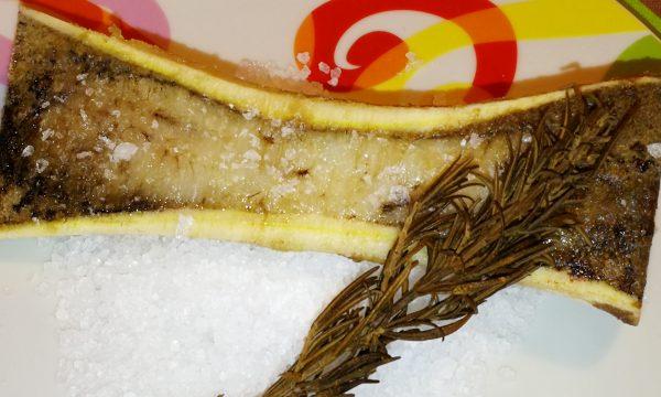 Midollo al forno – antipasto alternativo
