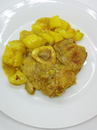 Ossobuco con patate