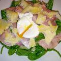 Verde rosa e giallo - la mia insalata
