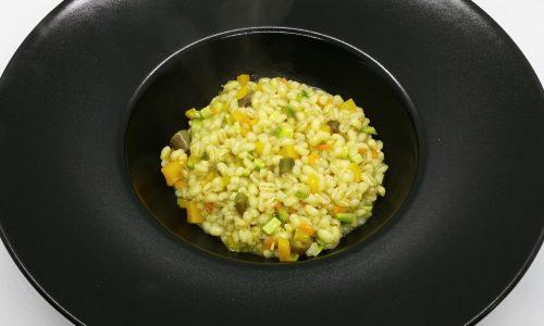 Orzotto con verdure – ricetta light