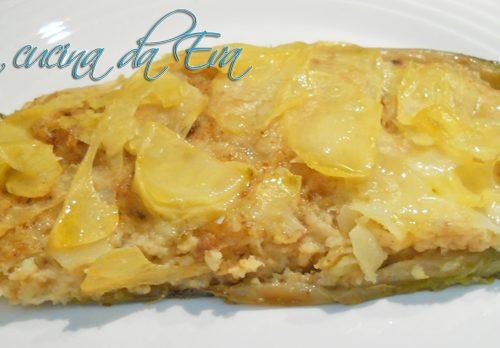 Peperoni in crosta di patate