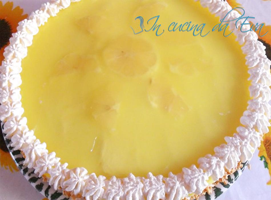 Mousse al limone