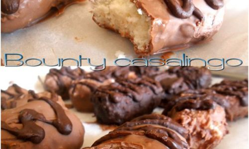 Cioccolatino ripieno di cocco