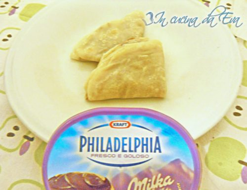 Crespella al philadelphia milka
