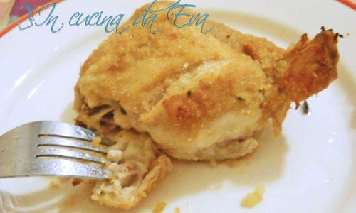 Pollo delicato al forno