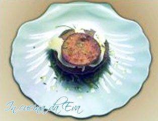 Medaglioni di melanzane