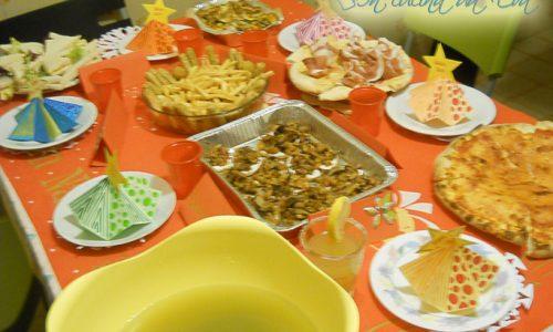 Cena di Natale in casa Mercantini