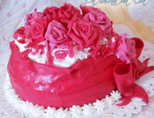 Torta di compleanno di Fra
