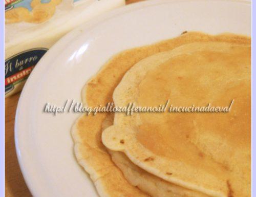 Pancake alternativi