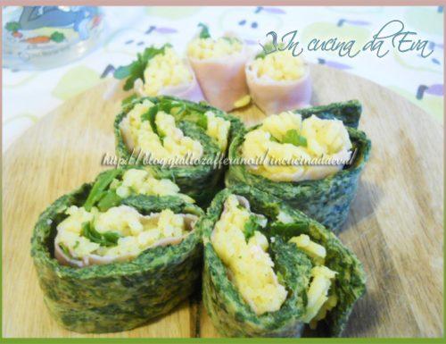 Rivisitazione italianizzata del sushi